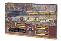00710 Bachmann Набор железной дороги Start set Durango And Silverton
