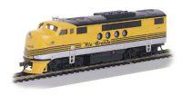 11703 Bachmann тепловоз FT-A Unit D&RGW™ (Yellow & Black)