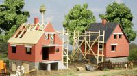 12215 Auhagen Строящиеся дома 2 шт. 2 Rohbausiedlungshauser