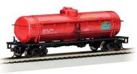 17825 Bachmann цистерна 4-хосная 40ft. Single Dome Tank Pennsalt (Red)