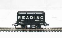 37-206 Bachmann Branchline вагон 8 Plank Wagon With Coke Rails 'Reading Gas Company'