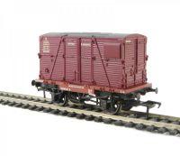 37-951C Bachmann Branchline вагон Conflat BD Container Crimson
