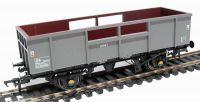38-086 Bachmann Branchline вагон 34 Tonne Limpet ZKA Open Ballast Wagon Plain Grey