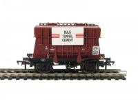 38-260A Bachmann Branchline вагон 20 Ton Presflo Bulk Powder Wagon 'Bulk Tunnel Cem.' Bauxite