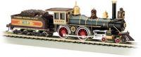 51101 Bachmann локомотив American 4-4-0 & Tender - U.P. #119