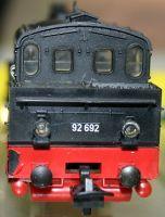 522412 Trix паровоз Tenderlok BR 92 692, DRG, Ep. II