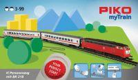 57095 Piko стартовый набор myTrain IC Diesel Passenger Starter Set
