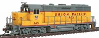 60713 Bachmann тепловоз с цифровым управлением GP35 Union Pacific® #743 DCC