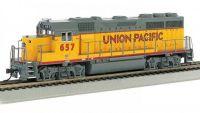 63528 Bachmann тепловоз EMD GP40 Diesel Union Pacific® #657