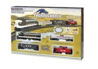 00691 Bachmann Набор железной дороги Thoroughbred