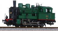 L131351 Liliput паровоз Tenderlok ehem. Bad. Xb, Lok Nr. 91 001, SNCB, Ep.II