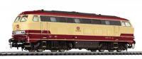 L132029 Liliput Diesel Locomotive BR 753 Beige/Red DB Ep.IV