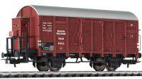 L235090 Liliput вагон Ged.Guterw. m. Brhs Gr Kassel DRG Ep.II