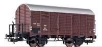 L235099 Liliput вагон Covered Goods Wagon with Brake Platform Gm143 112 OBB Ep.III