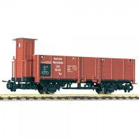 L294021 Liliput вагон Off. Guterwag. m.Br.hs Ow 10 514 DR Ep.II