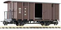L294202 Liliput вагон Ged. Guterwagen rotbraun OBB Epoch III-V neue Nr.