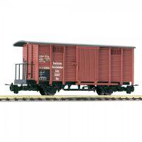 L294221 Liliput вагон Ged.Guterwagen m.Brbh. Gw Linz 5007 DR Ep.II