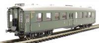 L334511 Liliput пассажирский вагон Pers.wag. Bauart Altenberger  3.Kl. DB Epoch III