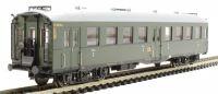 L334516 Liliput пассажирский вагон Pers.wag. Bauart Altenberg. C4i 3.Kl. DR Ep.III