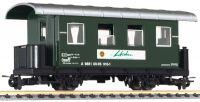 L370307 Liliput пассажирский вагон Personenwagenn Bi/s 'Litschau' Waldviertelb. OBB Ep.V