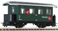 L370452 Liliput пассажирский вагон Pers.wag. Pinzgauerbahn 'mit Herz' OBB Ep V