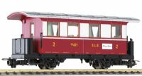 L370540 Liliput пассажирский вагон Personenwag. 2.Kl. WR/s 421 SLB Ep.V  Nostalgiewagen