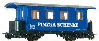 L370550 Liliput пассажирский вагон Barwagen 'Pinzgaschenke' 5902-7 Epoch V