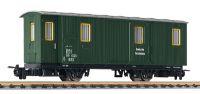 L371014 Liliput вагон Packwagen, DR, Ep. II