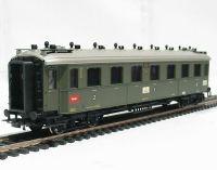 L384603 Liliput пассажирский вагон D-Zugw. bad.Bauart 1./2.Kl.DRG, Epoch II