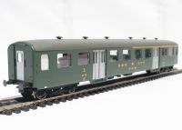 L387414 Liliput пассажирский вагон Leichtstahlw. 1./2. Kl. SBB, Epoch V (M)