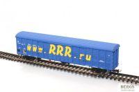 В-043 Крытый грузовой вагон серии 11-1807-01